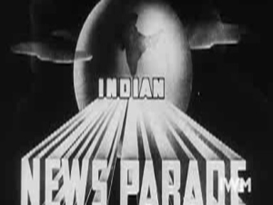 INDIAN NEWS PARADE NO 163 (26/4/1946)