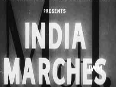 INDIA MARCHES