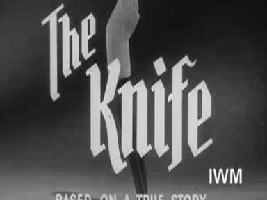 the KNIFE : based on a true story